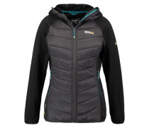 ANDRESON II Winterjacke black/ash