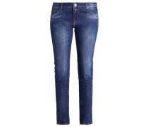 KATEWIN - Jeans Straight Leg - mid wash