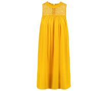 Freizeitkleid yellow