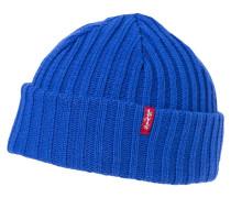 Mütze royal blue