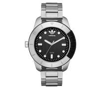 Uhr silvercoloured