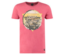 POP ANIMALS SLIM FIT TShirt print red
