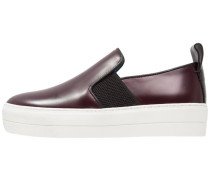 ENNITA Sneaker low deep ruby