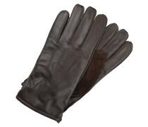 MILO Fingerhandschuh dark brown