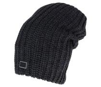 Mütze grigio melange