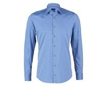 PIERRE SLIM FIT Businesshemd blau
