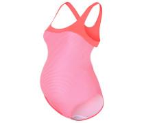 Badeanzug flashy pink