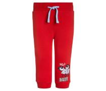Jogginghose - red