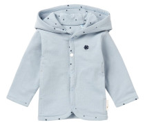 NUORO Sweatjacke grey blue