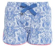 Nachtwäsche Hose blue