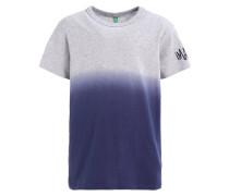 TShirt print dark blue