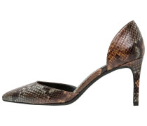 GEM Pumps brown/multicolor