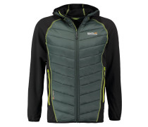 ANDRESON II Outdoorjacke black/dark spruce