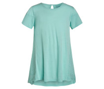 T-Shirt basic - aruba blue
