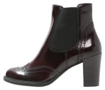 Ankle Boot bordeaux