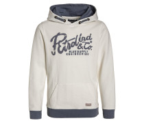 Sweatshirt - chalk white