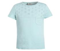 TShirt basic wasserblau