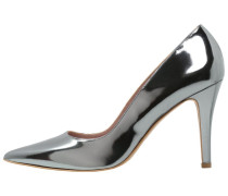 RAINEL High Heel Pumps niquel/metal acero
