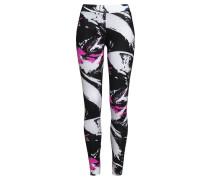 ARCHIVE T7 - Leggings - Hosen -  white/black/pink