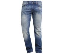 Jeans Straight Leg blue medium wash