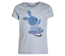 TShirt print light blue