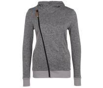 Fleecejacke grey