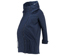 NEW TIKKA Wintermantel navy blazer