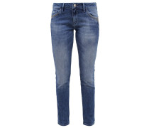 UPTOWN SOPHIE Jeans Slim Fit mid rock studded stretch
