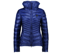 Daunenjacke royal blue