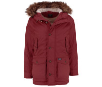 CORE - Wintermantel - red
