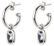 TIANA Ohrringe shiny silvercoloured