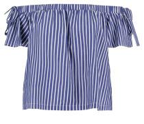 Bluse navy blazer