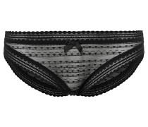 BELLE - Slip - noir