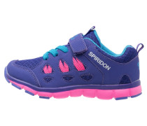 SPIRIDON FIT Sneaker low lila/pink/tuerkis