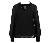 MEDUSA Bluse black