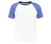 REGULAR FIT - T-Shirt print - workwear blue