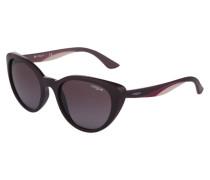Sonnenbrille violet