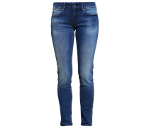 SERENA Jeans Slim Fit forest green glam