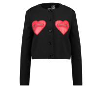 Blazer black/red