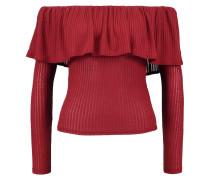 Langarmshirt burgundy
