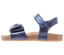 Riemensandalette - eclat azul