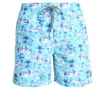 TIKI PALMS - Badeshorts - aruba blue