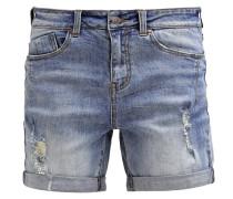 OBJALLY Jeans Shorts light blue denim
