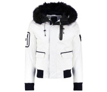VIERA HOMELAND Winterjacke white