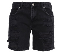 Jeans Shorts - black