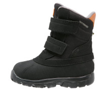 FRÅNÖ - Snowboot / Winterstiefel - black