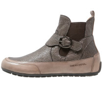 Stiefelette fish africa/base stone