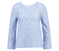 ST TROPEZ - Bluse - powder blue