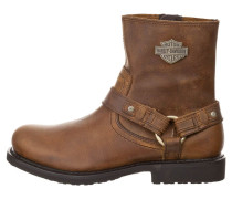 SCOUT Cowboy/ Bikerstiefelette brown