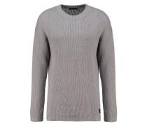 BOXY - Strickpullover - grey